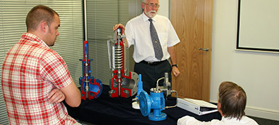 Valve and Actuator Training Courses
